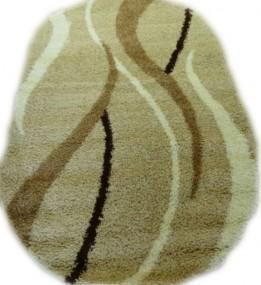 Высоковорсный ковер Shaggy Lux 6594A hardal-bej