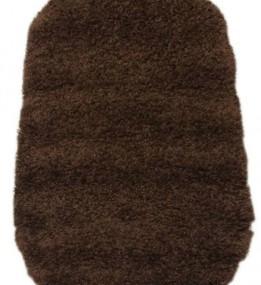 Высоковорсный ковер Silk S057 brown