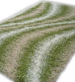 Високоворсний килим Silk S212-0 green