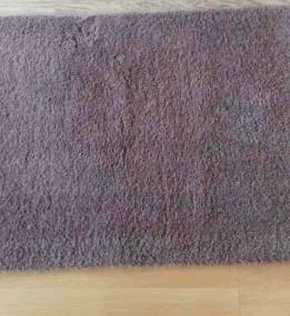 Высоковорсный ковер Silk Shaggy Velvet 6365C CARMINE (BROWN)