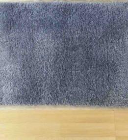 Высоковорсный ковер Silk Shaggy Velvet 6365F GRAY