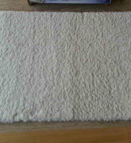 Высоковорсный ковер Silk Shaggy Velvet 6365G WHITE