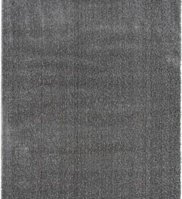 Высоковорсный ковер Soft 91560 silver