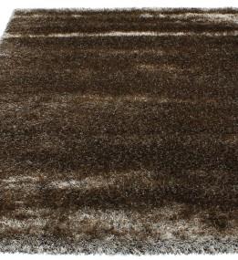 Високоворсний килим Supershine R001с brown