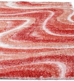 Високоворсний килим Therapy 2194A d.pink-l.pink