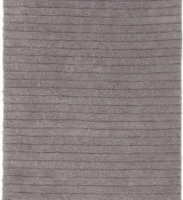 Високоворсний килим Venice Grey