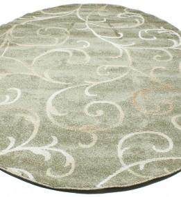 Високоворсний килим Wellness 4115 green