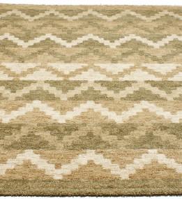 Високоворсний килим Wellness 5130 green