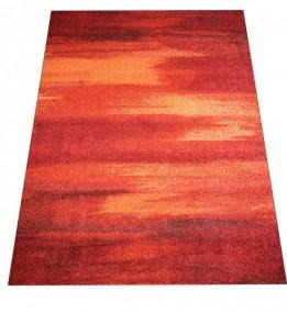 Високоворсний килим Wellness 4833 claret