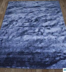 Високоворсний килим Wellness 4552 sky-blue