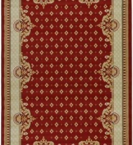 Синтетический ковер Almira 2356 Red-Crea... - высокое качество по лучшей цене в Украине.