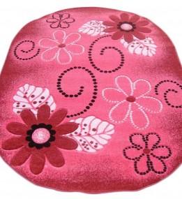 Синтетический ковер Arena 1633 pink