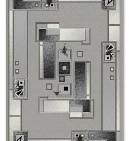 Синтетический ковер Berber 884-21422