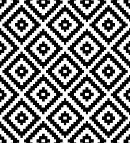 Иранский ковер Black&White 1738