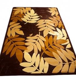 Синтетический ковер Brilliant 1560 brown