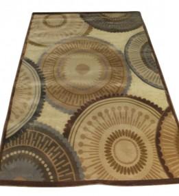 Синтетический ковер Brilliant 9446 brown