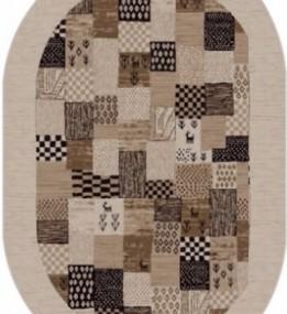 Синтетический ковер Choco 1731-12