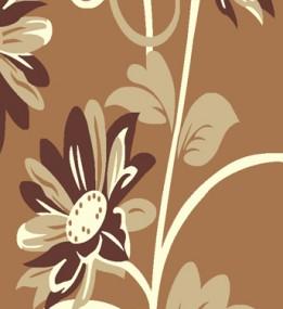 Синтетический ковер Club F508A l.brown-cream
