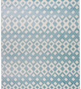 Синтетический ковер Cono 05343A L.Blue