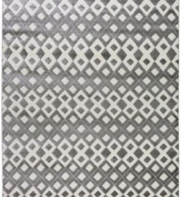 Синтетический ковер Cono 05343A Grey