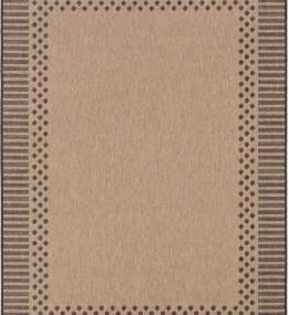 Безворсовый ковер Diuna Ardea Wenge