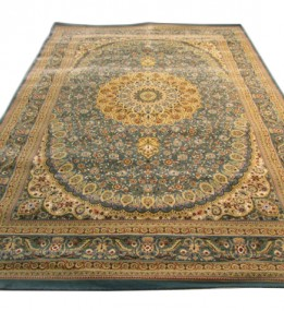Синтетичний килим Effes 0254 BLUE