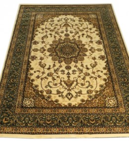 Синтетичний килим Effes 0265 CREAM GREEN