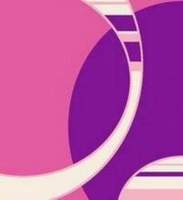 Синтетичний килим Elana 4858 l.violet-d.violet