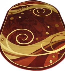 Синтетический ковер Elegant 3950 red