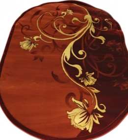 Синтетический ковер Elegant 3951 red