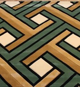 Синтетический ковер Elegant Luxe 0292 green