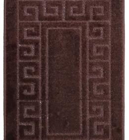 Синтетический ковер Ethnic 2518 Brown - высокое качество по лучшей цене в Украине.