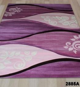 Синтетический ковер Exellent Carving 2885A lilac-lilac