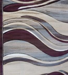 Синтетический ковер Faust 4333A d.brown