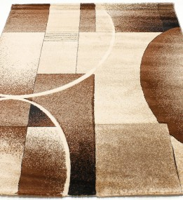 Синтетический ковер Festival 7704A l.brown-l.beige