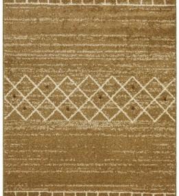 Синтетический ковер Florence 80111 L.Brown