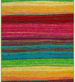 Синтетический ковер Dor Turquoise