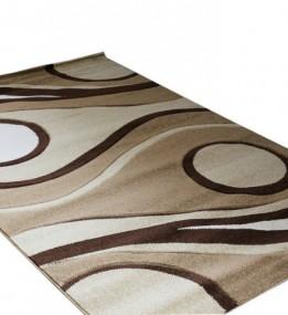 Синтетична килимова доріжка Fruze 393 , BEIGE