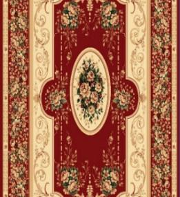 Синтетический ковер Heat-Set 6547A RED