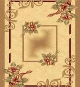 Синтетический ковер Imperial 6777 cream-d.beige