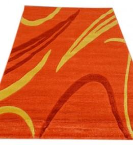 Синтетический ковер Jasmin 5103 orange-l.orange