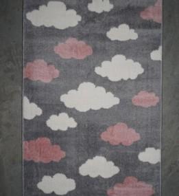 Синтетический ковер Jazzy 06917B L.Grey