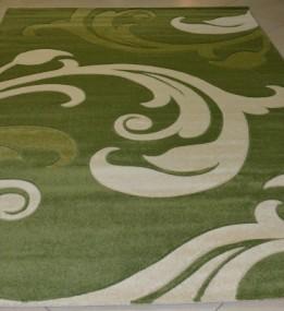 Синтетический ковер Legenda 0313 зелёный