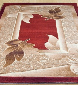 Синтетический ковер Liliya 0557 терракот