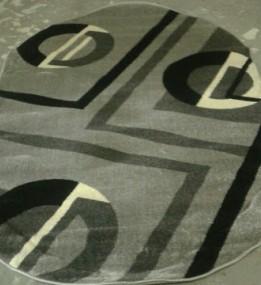 Синтетический ковер Lotus 0003 серый