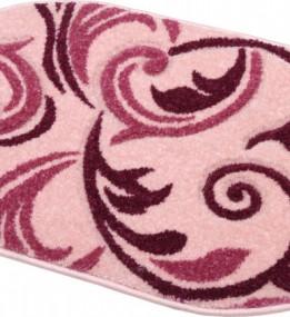 Синтетична килимова доріжка Martez 1702 , PINK