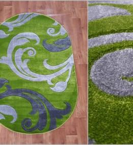 Синтетический ковер Melisa 313 green