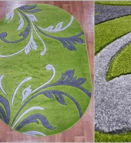 Синтетический ковер Melisa 395 green