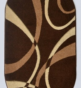 Синтетический ковер Melisa 0353 BROWN