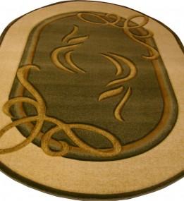 Синтетический ковер Melisa 0222F green-green